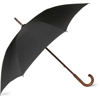 Brooks Brothers - Wooden-Handle Umbrella | MR PORTER