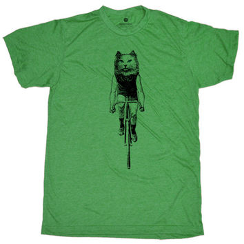 Meow Bike - Heather Green