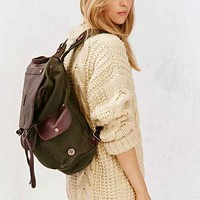 Will Leather Goods Lennon Backpack- Olive One
