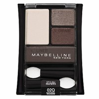 Maybelline Stylish Smokes Eyeshadow Quad, Natural Smokes 02Q
