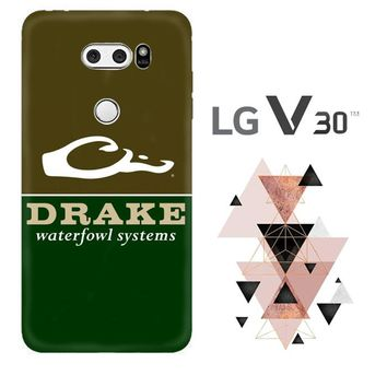 Drake Waterfowl Systems Camo X3442 LG V30 Case