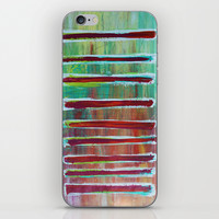 Sections iPhone & iPod Skin by Sophia Buddenhagen