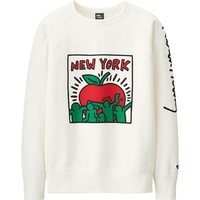 MEN SPRZ NY GRAPHIC SWEAT SHIRT (KEITH HARING) | UNIQLO