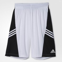 adidas Crazy Ghost Practice Shorts - White | adidas US