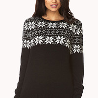 Favorite Fair Isle Sweater | FOREVER 21 - 2058458317