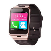 Smart Watch Clock Bluetooth Connectivity Apple iphone Android P