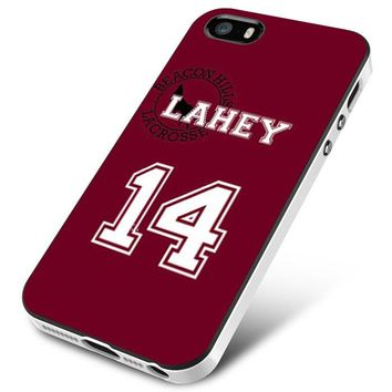 Lahey Number Jersey Teen Wolf iPhone 5 | 5S | 5SE Case Planetscase.com