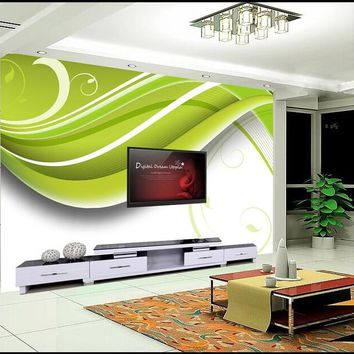 The latest custom 3D murals,Line abstract background  wallpaper, living room sofa TV wall bedroom background wall paper