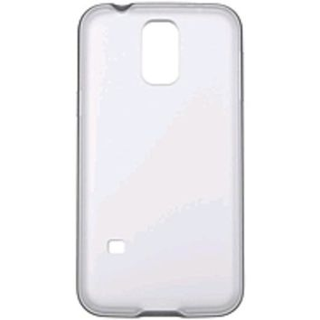 Belkin Air Protect Grip Candy Protective Case for Galaxy S5 - Smartphone - Clear, Gravel - Tint - Plastic