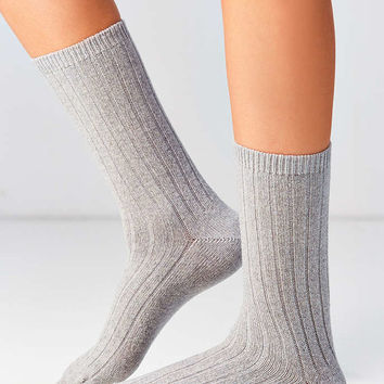 Hansel From Basel Italia Cozy Rib Crew Sock - Urban Outfitters