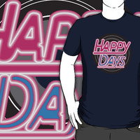 Happy Days by BUB THE ZOMBIE