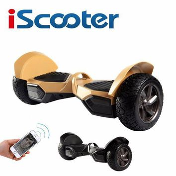DCCK1IN iscooter 8 5 inch elektrische skateboard bluetooth elektroroller e scooter hoverboard wheel electric scooters adults balance new