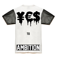 "¥€$ to AMBITION ""W and B"""