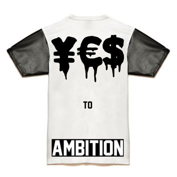 """¥€$ to AMBITION """"W and B"""""""