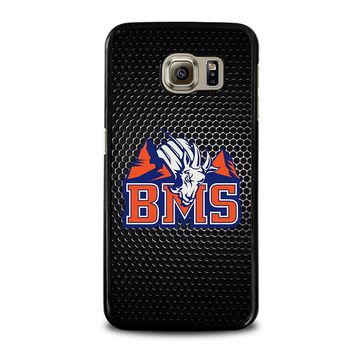 BMS BLUE MOUNTAIN STATE Samsung Galaxy S6 Case Cover