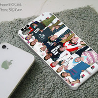 Magcon Tour 2014 Cover - iPhone 4 4S iPhone 5 5S 5C and Samsung Galaxy S3 S4 Case