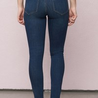 Florence Indigo Retro High Waist Jegging
