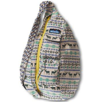 KAVU Rope Bag, Deerski, One Size