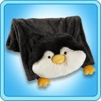 Blankets :: Penguin Blanket - My Pillow Pets® | The Official Home of Pillow Pets®