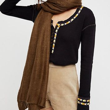 Rainbow Thermal - Black by Free People