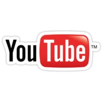 youtube sticker