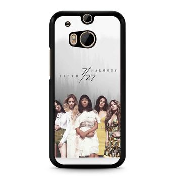 Fifth Harmony 7 27 Forest HTC M8 Case