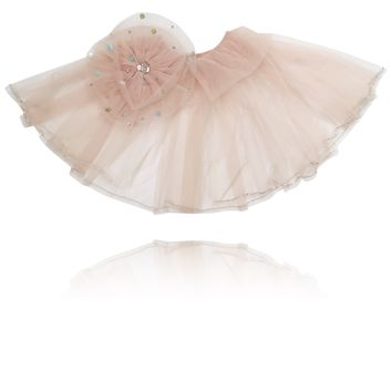 [ PRE ORDER *] DOLLY by Le Petit Tom ® True Ballerina cape ballet pink