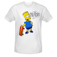 Simpsons I'm Bart Simpson Classic T-Shirt