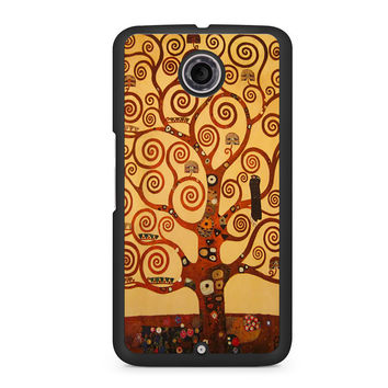 Tree of Life Gustav Klimt Nexus 6 case