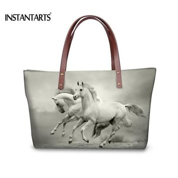 Equestrian Tote in Eleven Beautiful Graphic Styles