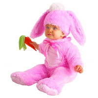 Noah's Ark Collection Costumes- Pink Wabbit (18-24 Months)