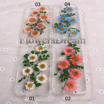 Pressed Flower iPhone 5 case, iPhone 5s case, iPhone 5c case, iPhone 4s case,iPhone 4 case, Galaxy S4 case, Galaxy S3 case, Real Flowers-084