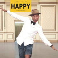 Pharrell Williams - Happy EP
