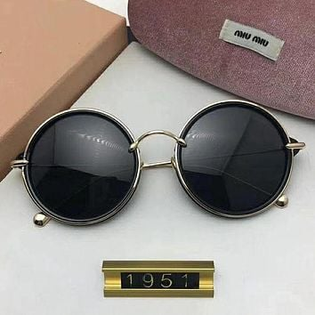 Miu Miu Women Fashion Shades Eyeglasses Glasses Sunglasses