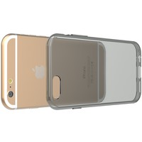 iPhone 6 Case, TruGlue {ULTRA SLIM} Transparent Perfect Fit Clear Case for iPhone 6 4.7 Inch - Rubber case (Clear)