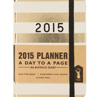 2015 Small Daily Planner