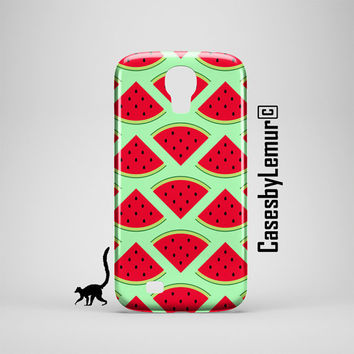 Watermelon Samsung case Samsung Note 4 case Samsung Note 3 case Samsung s4 case Samsung s5 case Samsung s3 case Samsung s4 mini case s5 mini