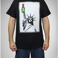 Lady Liberty Tee - Spencer's