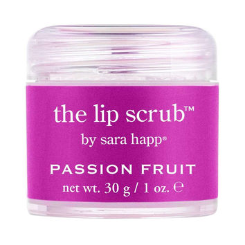 'The Lip Scrub - Passion Fruit' Lip Exfoliator