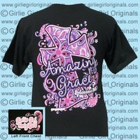 Amazing Grace - Black (Short Sleeve) - $16.99 : Girlie Girl™ Originals - Great T-Shirts for Girlie Girls!