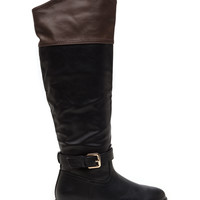 Save A Horse Faux Leather Equestrian Boots