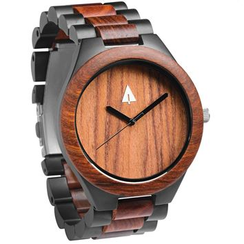 Black Stainless Redwood Coral