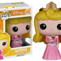 Aurora Vinyl Figure Animated Film Version Funko POP! Disney