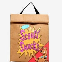 Scooby-Doo Scooby Snacks Insulated Lunch Sack