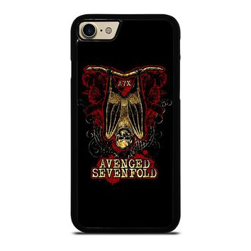 AX7 AVENGED SEVENFOLD iPhone 7 Case Cover