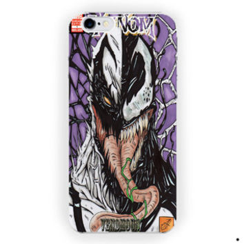 Anti Venom Vs Venom Colour Cov For iPhone 6 / 6 Plus Case