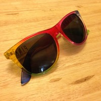 Victoria's Secret Pink Multicolored Sunnies!