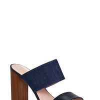 Kate Spade Imma Sandals Navy