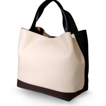 Marni Tricolor Leather Hobo Bag - Shoulder Bag - ShopBAZAAR
