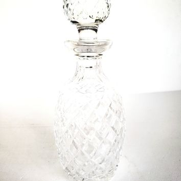Waterford Crystal Barrel Decanter
